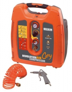 Nuair Carry Revolution Air kompresor - 8215030