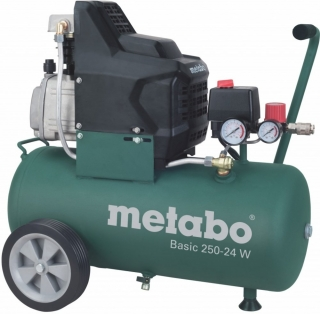 METABO Basic 250-24W olejový kompresor - 601533000