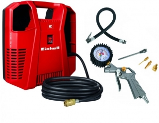 Einhell Classic TH-AC 190 Kit bezolejový kompresor