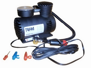 TUSON AK609 autokompresor tlak do 18 bar / 12 V